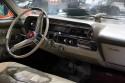 Cadillac Sedan Deville, wnętrze