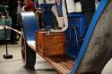 Condesa 2CV, drewniana skrzynia