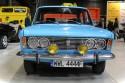 Fiat 125P, przód