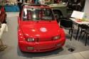 Fiat 126P Cabrio, przeróbka, przód