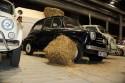 Fiat 500, snopki siana