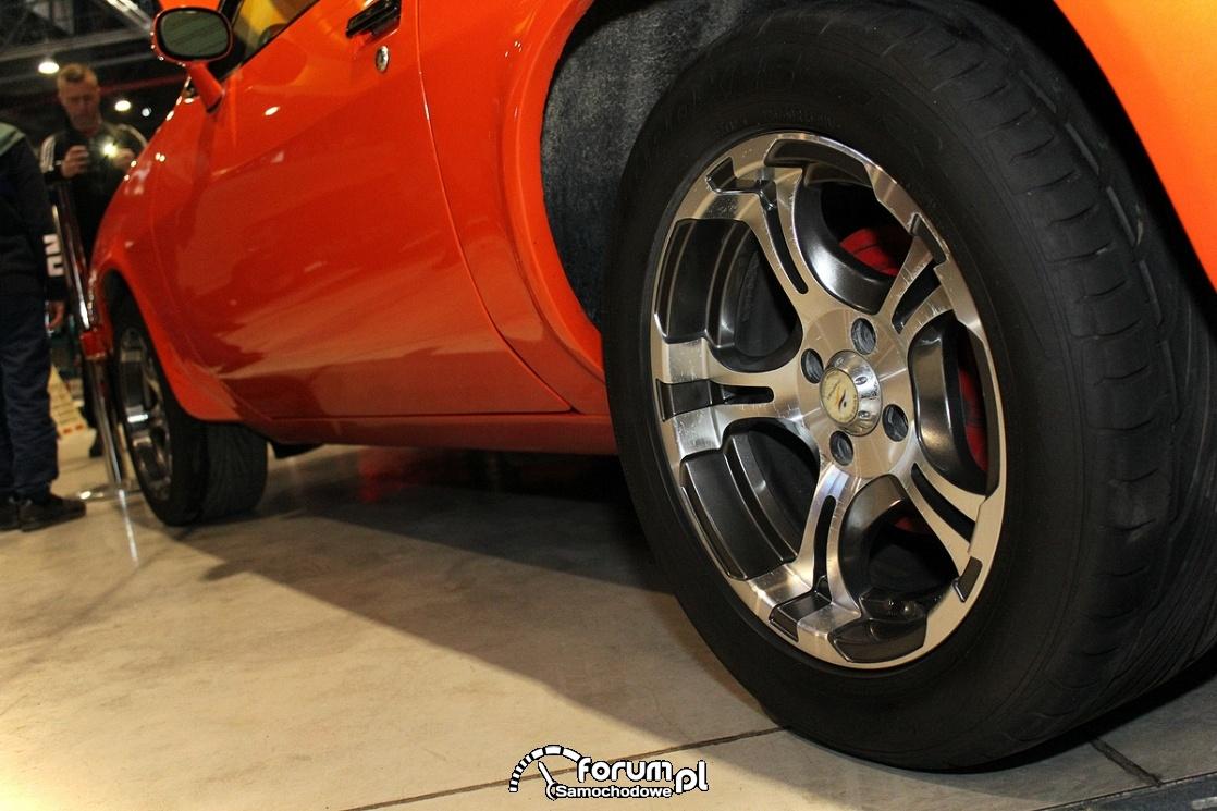 Freeman Racing Wheels, Oldsmobile Starfire V8