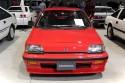 Honda Civic, 1987 rok, przód