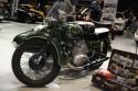 IZ 350 z koszem, motor