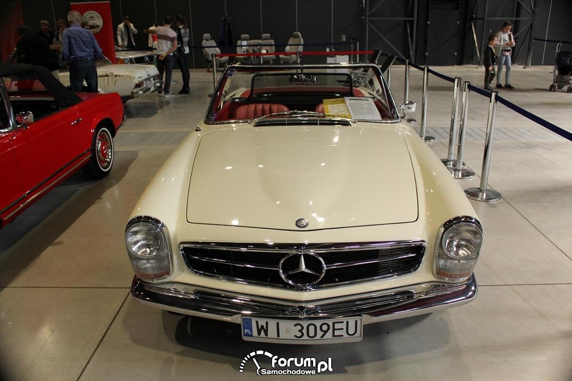 Mercedes-Benz 230 SL, 1965 rok - historia i opis pojazdu