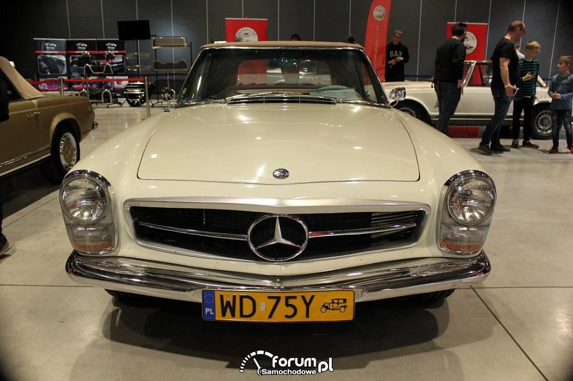 Mercedes-Benz 230 SL Automatic W113 Pagoda, przód