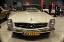 Mercedes-Benz W113 z lat 60 tych - Pagoda