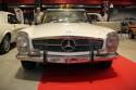 Mercedes-benz 280 SL, przód