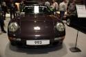 Porsche 993 Carrera S, przód
