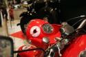 Prędkościomierz w lampie motoru