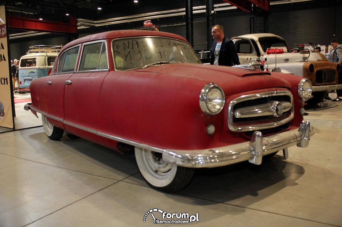 Rambler Nash, 1954 rok