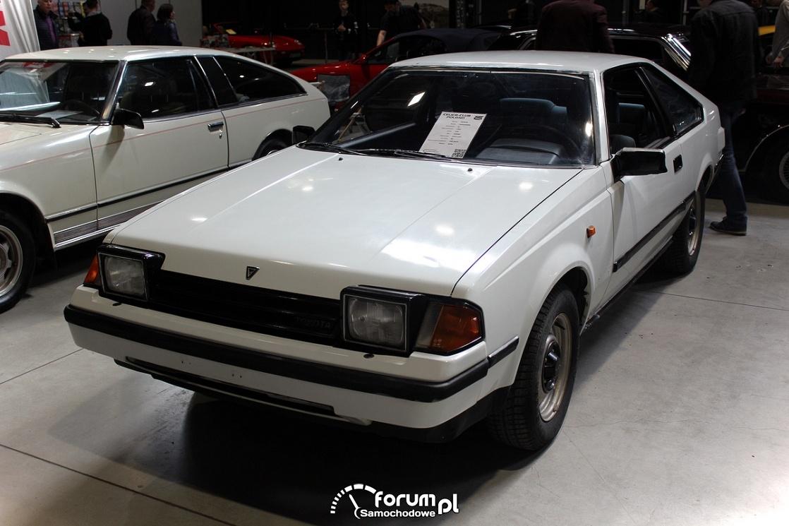Toyota Celica III RA60, 1983 rok