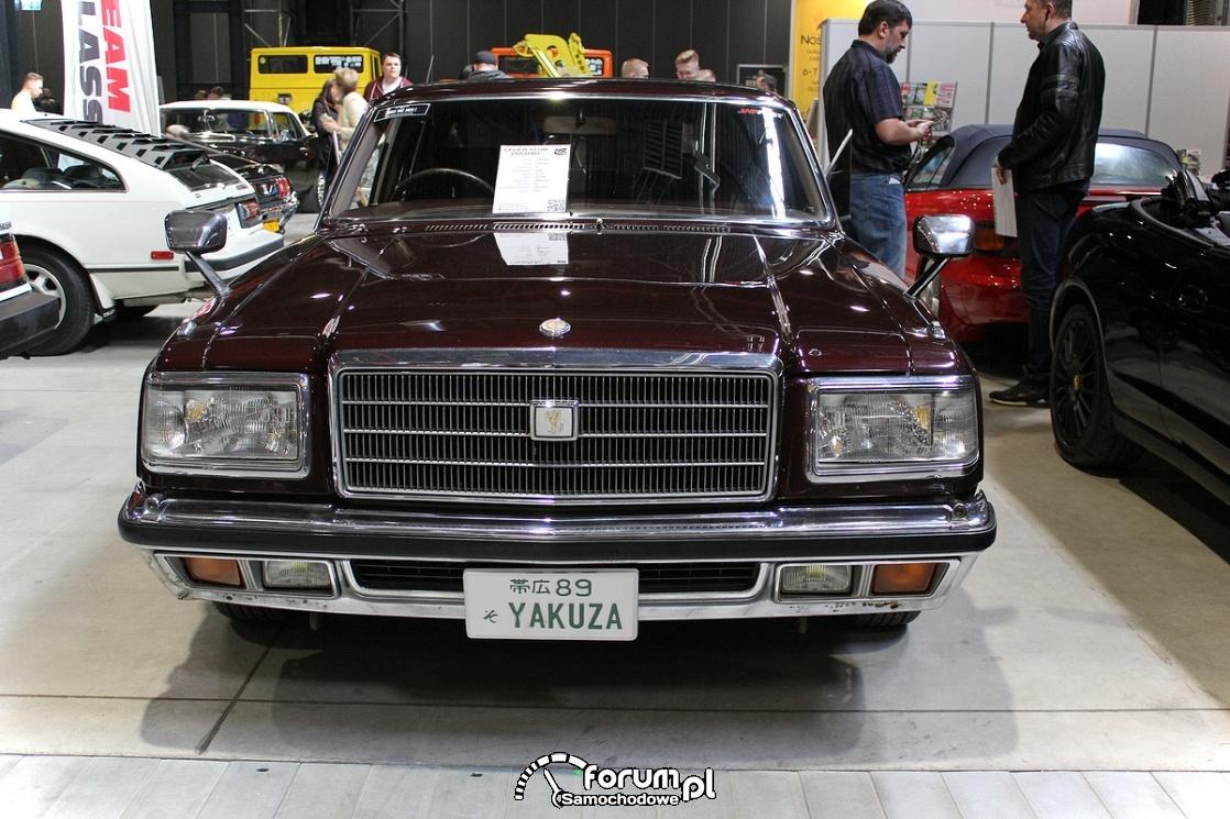 Toyota Century II 1989 rok