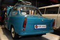 Trabant 601, 1977 rok, tył