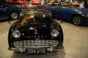Triumph TR3A, przód