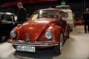 VW Garbus z przyczepą kempingową