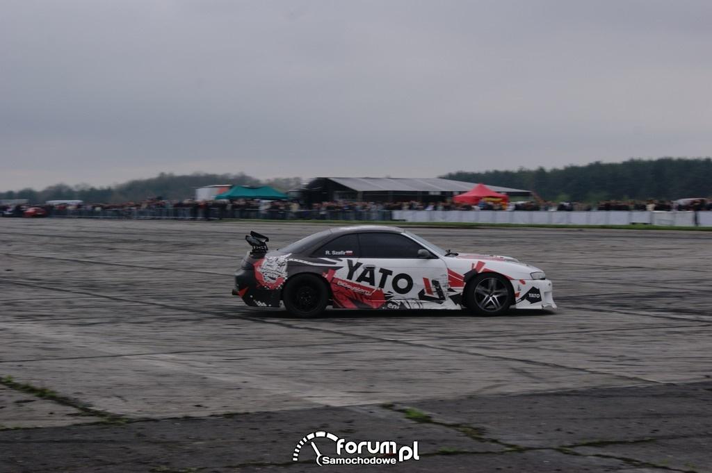 Nissan Skyline, Szafir, drift