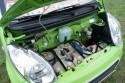 Romet 4E, samochód elektryczny, akumulatory