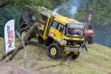 Ciężarówka terenowa, Mercedes, off-road