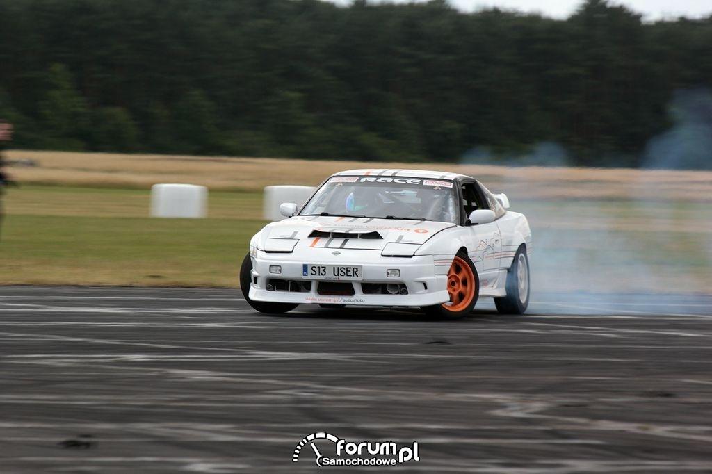 Nissan 200SX s13, 3