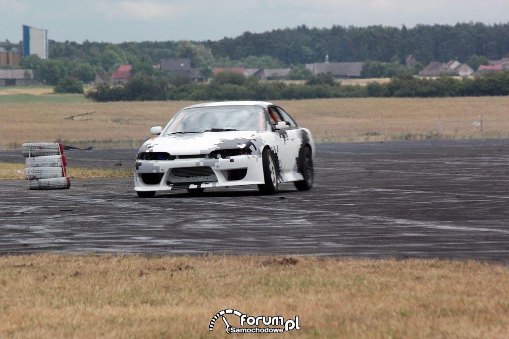 Nissan Silvia s14, drift