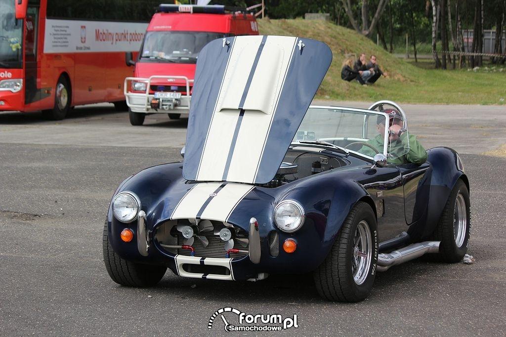 Shelby Cobra 427, przód