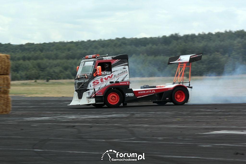 Volvo FM12, drift, 4