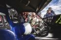 Wnętrze Chevroleta Corvette VTG 4X4 Turbo