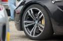 Alufelgi przednie z oponami 265/35 ZR20, BMW M6 Gran Coupe