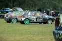Fiesta i Polo w graffiti