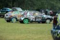Fiesta i Polo w graffiti