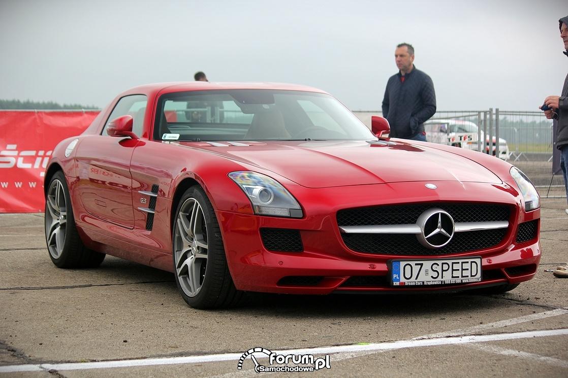 Mercedes-Benz SLS 6,3 AMG