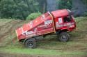 Na zboczu góry, terenowa ciężarówka, Scania
