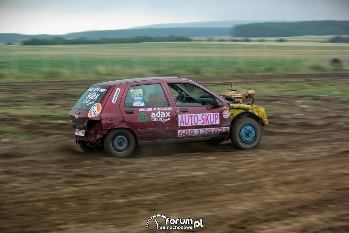 Renault Clio I, Wrak Race