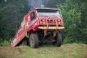 Stromo pod górę, terenowa ciężarówka, Scania