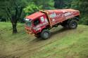 Strony zjazd, terenowa ciężarówka, Scania