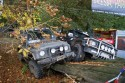 Off-road - Suzuki Samurai i Nissan Patrol