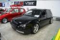VW Golf czarny