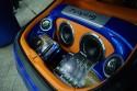 Nissan 350z Peiying, zabudowa bagażnika