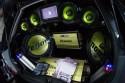 Zabudowa bagażnika Car audio, Venom