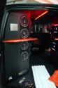 Zabudowa wnętrza typu VAN, Car audio, JBL, 3
