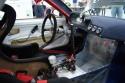 BMW drift, wnętrze