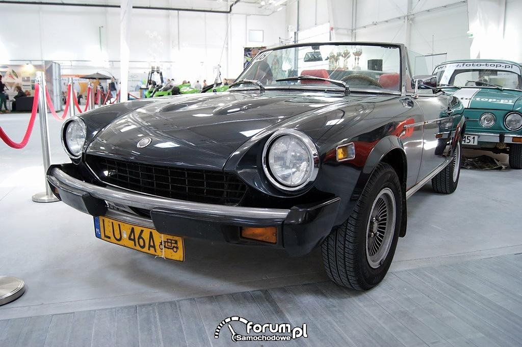 Fiat 124 Sport Spider 1800 Kabriolet