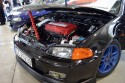 Honda Civic, silnik, tuning