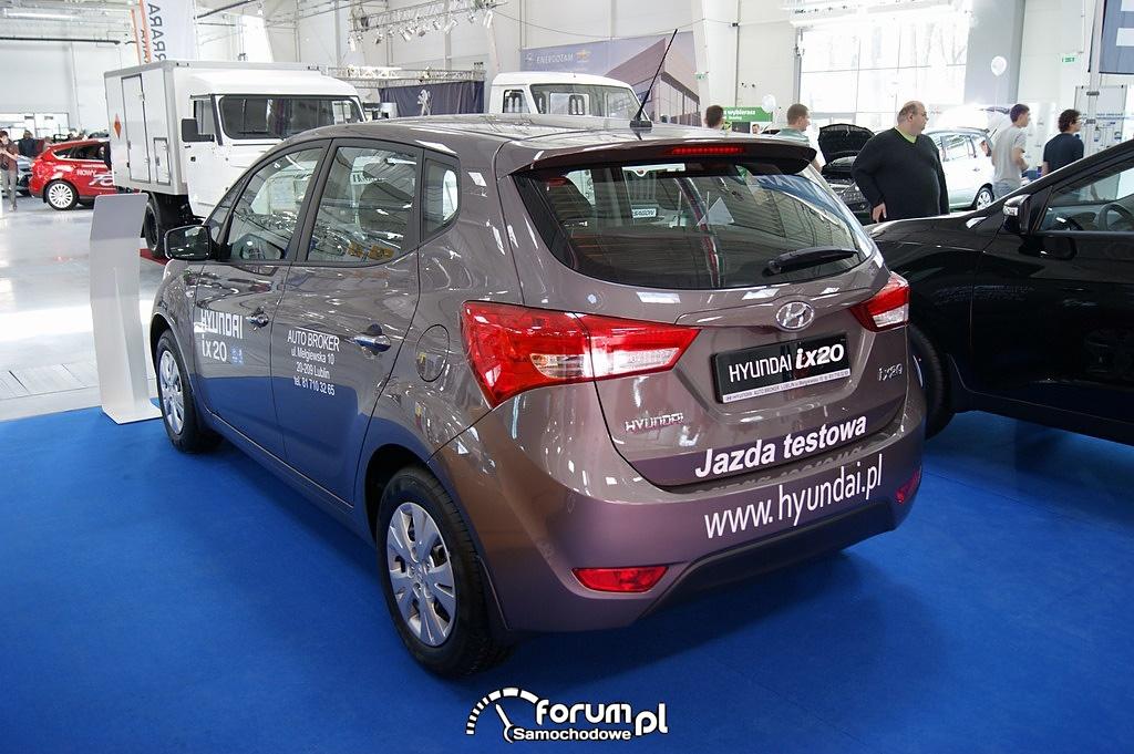 Hyundai ix20, 2