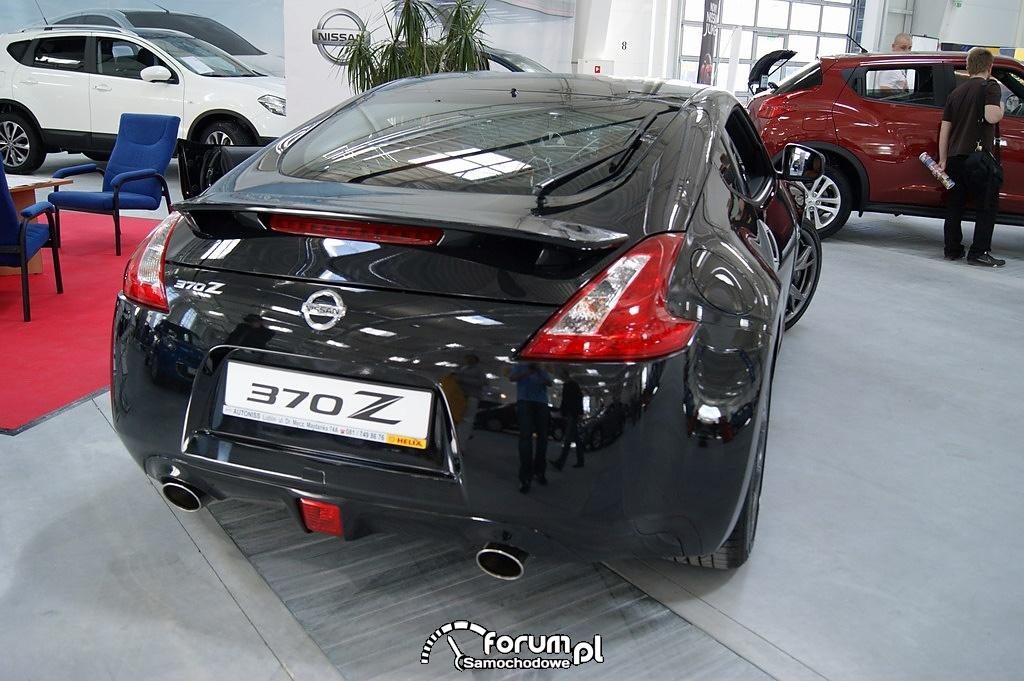 Nissan 370Z, 2