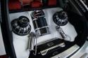 Porsche Cayenne Car-audio zabudowa bagażnika, tuning
