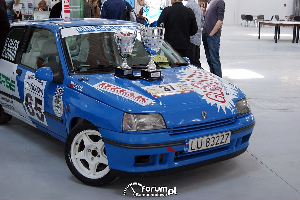 Renault Clio, puchary