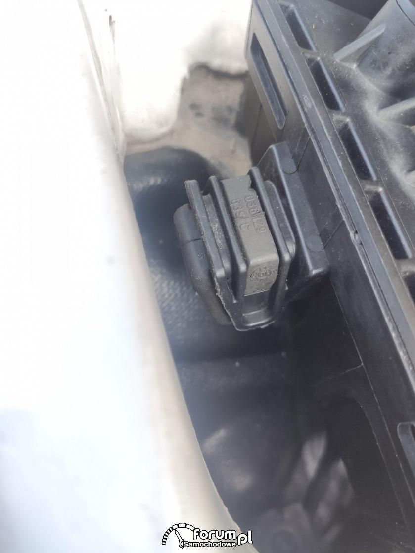 Uchwyt mocowania filtru powietrza