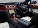 Bentley Continental flying spur series 512 - wnętrze - 2012 rok